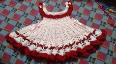 vestido resien nacida