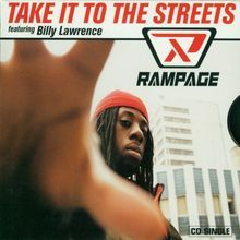 New Listing Started RAMPAGE: TAKE IT TO THE STREETS - CD (1997) FEATURING BILLY LAWRENCE / ELEKTRA £0.40