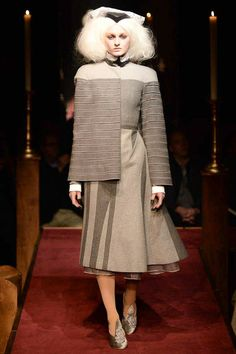Thom Browne | Fall 2014 Ready-to-Wear Collection | Style.com