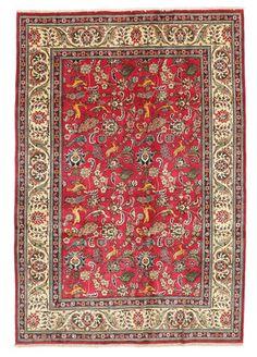 Tabriz-matto 198x290