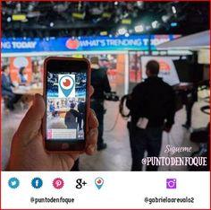 #Periscope quiere ser el lugar al que la gente acuda para saber qué está pasando en este preciso instante en el mundo #enfoque #vision #dream #éxito #coach #marketing #influencer #twitter