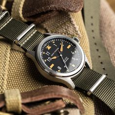 A stylish and dependable watch whose design was inspired by the instrument…