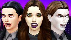 The Sims 4 | URBAN VAMPIRES | Create a Sim