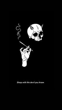 Dark Wallpaper Iphone, Skull Wallpaper, Black Wallpaper, Cartoon Wallpaper, Wallpaper Quotes, Wallpaper Backgrounds, Black Aesthetic Wallpaper, Aesthetic Iphone Wallpaper, Aesthetic Wallpapers