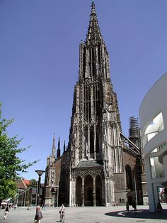 Ulm Minster is a Lutheran church located in Ulm, Germany. Although sometimes…