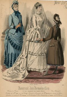 Journal des Demoiselles 1883