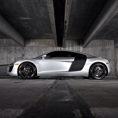Dream Car: Audi R8