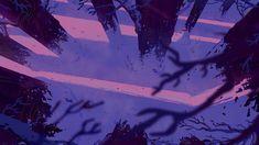Another one from the Whack Jobs short film project! Landscape Artwork, Fantasy Landscape, Fantasy Art, Environment Concept, Environment Design, Animation Background, Art Background, Illustrator, Bg Design