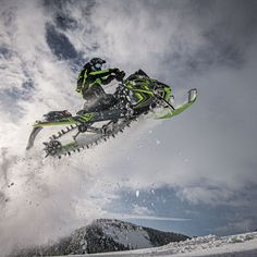 The Arctic Cat 2021 mountain lineup consists of just two models—the M 8000 Mountain Cat and the M 8000 Hardcore—both featuring somel significant upgrades. Winter Fun, Winter Travel, Winter Sports, Polaris Snowmobile, Train Car, Winter Activities, Sled, Lineup, Arctic