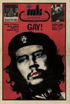 GLF 1971 rendition of Che Guevara