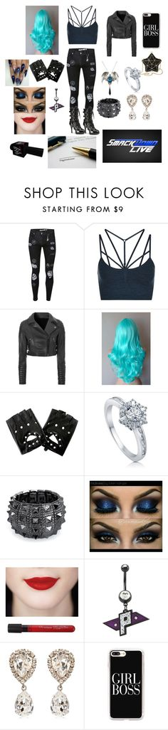 """""""Contact Signing for Women Tag Team Titles"""" by raven-ranger ❤ liked on Polyvore featuring Topman, Sweaty Betty, Glamorous, BERRICLE, Bling Jewelry, WWE, Dolce&Gabbana, Casetify and Aspinal of London"""