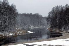 Mga river by Vladimir Mironov on 500px