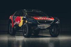 Dakar 2016 : Peugeot présente la 2008 DKR de Sébastien Loeb