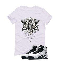 Nike Air Max 2 Uptempo 94  White   Black  White T (LOTUS d2ba97a54