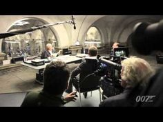 New Skyfall Video Blog Shows Off The Awesome Production Design - thanks jamesbond007