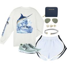 guy harvey, lauren james, nikes and ray-bans