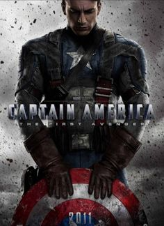 MCU in chronological order. Let's start at the very beginning, Captain America: The First Avenger...