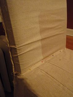 DYI chair covers