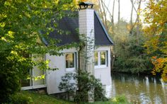 A romantic journey to Münster, Germany, where you can rent a cottage on a river.