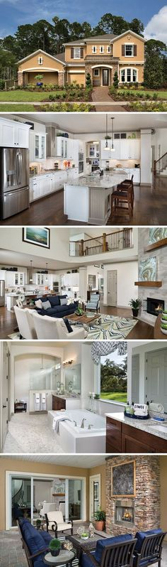 The Zespedes is one of six floor plans available in the beautiful community of The Outlook at Twenty Mile. Located in Nocatee, you will have easy access to Ponte Vedra beaches, Interstate 95, and the many different attractions available in the Jacksonville area. With a community center, fitness facility, parks, playgrounds, and outdoor trails, The Outlook at Twenty Mile is not to be missed.