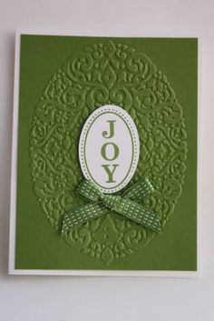 Joyous Celebrations in Gumball Green by Kimrothstamps - Cards and Paper Crafts at Splitcoaststampers