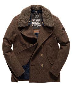 Superdry Jermyn Street Pea Coat