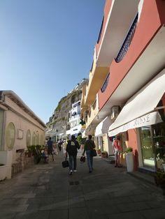 Sant'Angelo, Isola Ischia Italia (Maggio)