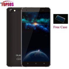 5.5 inch Oukitel C5 MTK6580 Quad Core Phone MTK6580 2GB RAM 16GB ROM HD 5.0MP 3G WCDMA 2000mAh OTA Smartphone