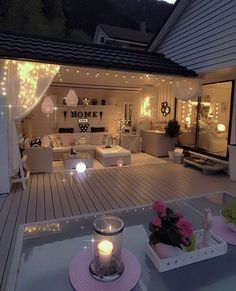 31 awesome backyard patio deck design and decor ideas 1 ⋆ All About Home Decor Patio Garden Ideas On A Budget, Patio Diy, Pergola Patio, Backyard Patio, Backyard Landscaping, Patio Ideas, Backyard Ideas, White Pergola, Pergola Ideas
