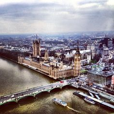 Since a great lover of Harry potter series, am impressed of London and the climate,it totally mesmerizes me.