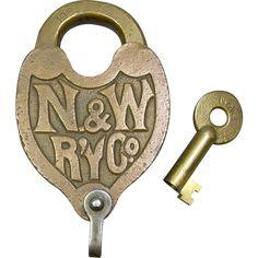 7 Best Padlocks Images In 2015 Padlocks Antique Keys