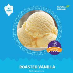 Vanilla, Ice Cream, Desserts, Fun, No Churn Ice Cream, Tailgate Desserts, Deserts, Icecream Craft, Postres
