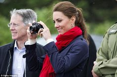 Kate is known to be a keen photographer, and has been seen using digital cameras by Canon ...