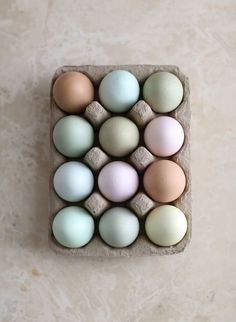 simply-divine-creation:  Easter Eggs» Camille Styles