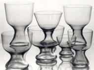 Vasenserie für WMF, Wilhelm Wagenfeld, 1961 © Wilhelm Wagenfeld Stiftung