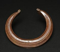 Neck Ring, 1900s                                                Equatorial Africa, Gabon, Fang, 20th century