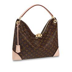 Berri MM Monogram Canvas in Women s Handbags collections by Louis Vuitton a01c3cec58c85