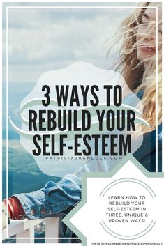 Low self-esteem can affect anyone, and it usually will be a life-long struggle to maintain a healthy balance and a positive mindset. In this article, you will learn about 3 proven methods that will help rebuild your self-esteem and give you lasting results to create healthy, positive habits.