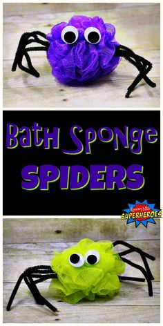 Creepy Crawly Bath S