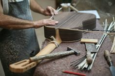 Guitar makers 07