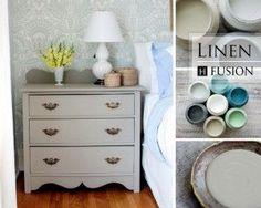 Linen - Fusion Mineral Paint - 500ml Pint