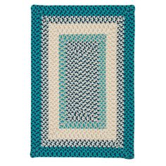 Beachcrest Home Berkley Blue Area Rug Rug Size: Runner 2' X 6'