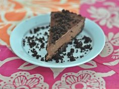 Chocolate haupia pie from Serious Eats