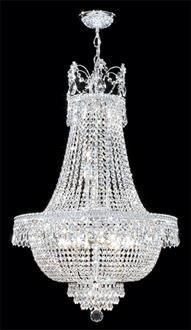 James Moder Crystal Chandelier - Warner Bros. Property Department