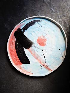 'Constellation' ceramics range by Karen Morton