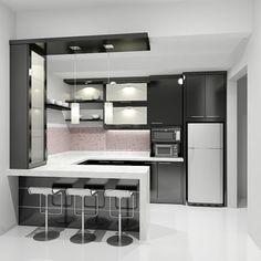 ... Kitchen Set Minimalis Eleganu2026 Desain Dapur Persegi   Penelusuran Google Part 10