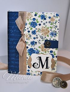 stampin up journal ideas | Found on stampinconnection.com