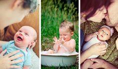 Fotos+de+bebê+feitas+em+casa