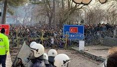 VOICE ON LINE NEWS: Μετανάστες πετάνε χημικά στους Έλληνες αστυνομικού... Face, The Face, Faces, Facial