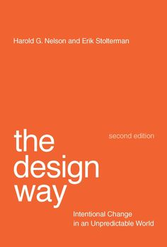 design for intentional change